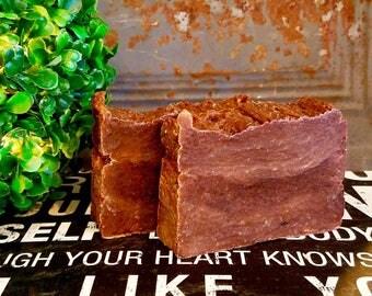 Yummy Vanilla Handmade Vegan Soap