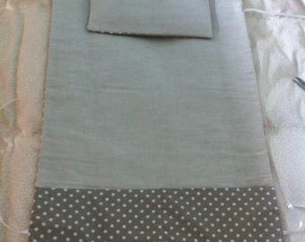 changing mat Nomad taupe color