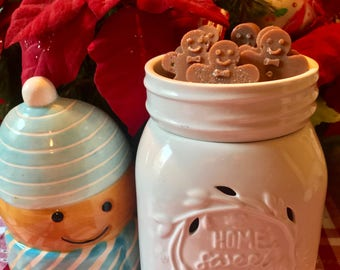 Scents of the Season - Gingerbread Village Shaped Melts