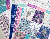 Under the Sea | A la Carte | Planner stickers for Erin Condren/ Happy Planner/ A5/ Personal etc Planners  (#ws-US)