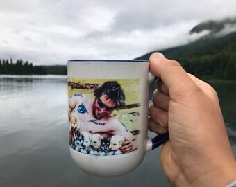 Brent Sass Mountain Men of Alaska Mug