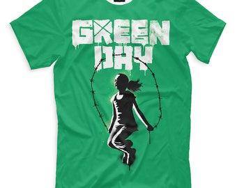 Man's T-shirt - Green Day - #ts344