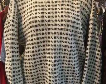 1990' Norwool norwegian wool sweater. Size for women M.