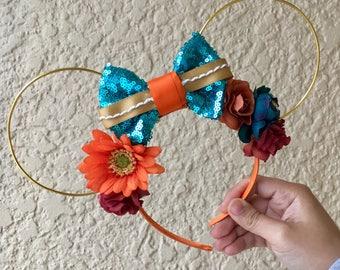 Merida Ears | Brave Ears | Merida Inspired Ears | Wire Ears | Mouse Ears