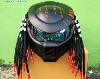 PREDATOR Full Face Motorcycle Helmet
