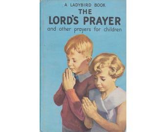 Ladybird Book: The Lord's Prayer. 1965 vintage
