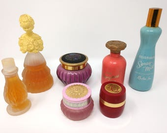 Vintage Avon Bottles, Vintage Avon