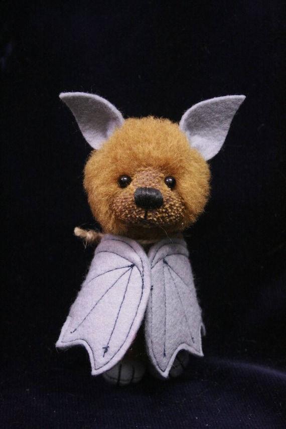 Orell the Bat OOAK
