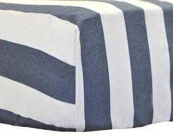 Arizona in Navy Crib Baby Bedding Set | Crib Sheet