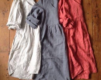 Linen dress 'JILLIE'