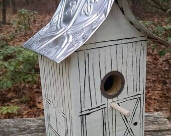 Sea Shanty Bird House