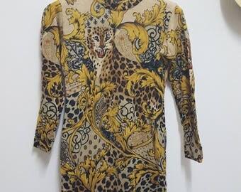 80's Vintage Yoshiyuki Konishi Ficce Uomo, Yoshiyuki Konishi Sweater