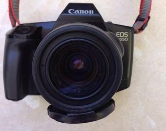 Canon Eos EOS + zoom 35-80