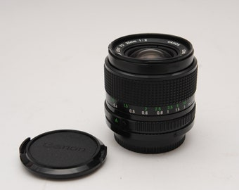 Canon FD 35mm 1:2 S.S.C. F2 Wideangle Lens