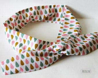 Headband hair headband ° ° ° drops headband colorful ° flexible wire