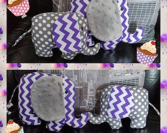 Medium custom elephant / children / gift / decoration