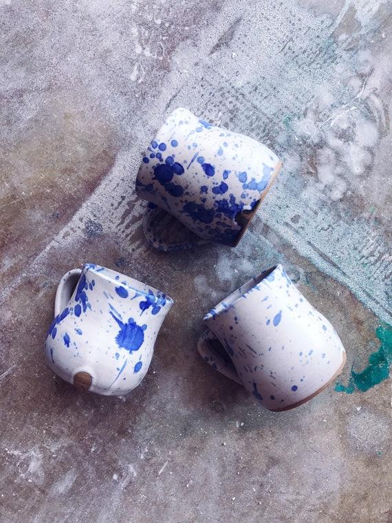 Speckle Bubble Mug