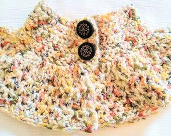 Crochet Neck Snuggy