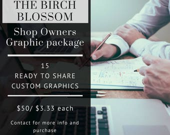 Shop Owners Graphic Package