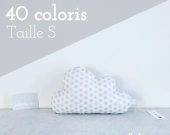 Cloud pillow - size S - 40 colors to choose from-birthday gift personalized