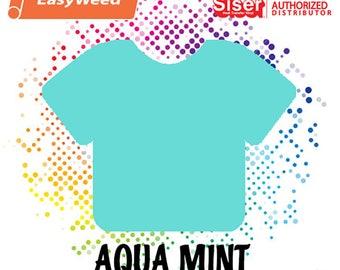 "Siser Easyweed Aqua Mint 15"" - Select your length!"