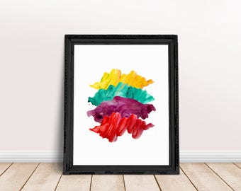 Paint Brush Art | Brush Strokes, Brushstrokes, Brushstrokes Art, Painted Strokes, Stroke Painting, Abstract Brush, Abstract Strokes