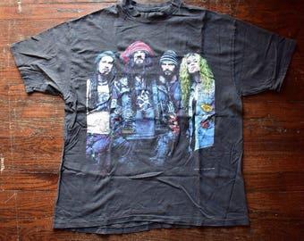 Vintage 1996 Rob Zombie White Zombie T Shirt