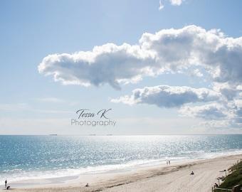 Cottesloe Beach #1, Fine Art Photography Print, Multiple Sizes, Beach Photography