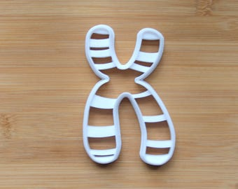 Chromosome Science 3D Printed Cookie Cutter