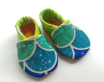 Baby shoes. 0-3 months. Hand made by RackenzieZ.