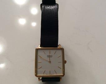 Vintage Men's Seiko Wrist Watch
