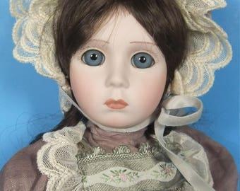 Lenox June Grammer Porcelain Doll Jessica