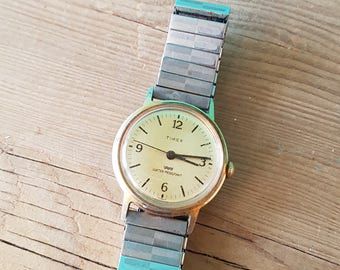 Vintage Men's Timex Mechanical Watch