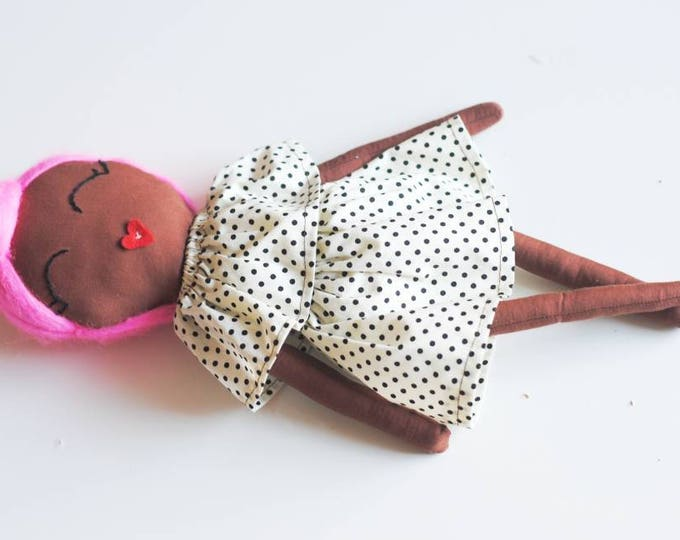 Fela and Friends Handmade dolls/ Tope