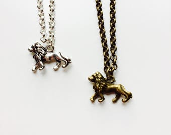 Game Of Thrones | Lannister | Lion | England |  Necklace