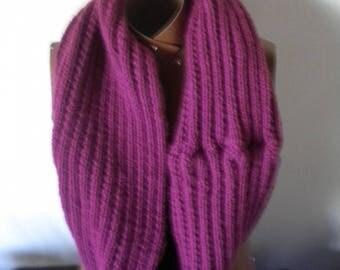 scarf pass handmade woolen phildart for very large adult