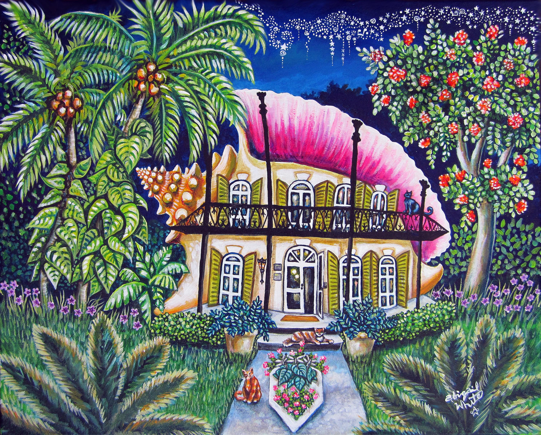 Hemingway Conch House Key West Fl
