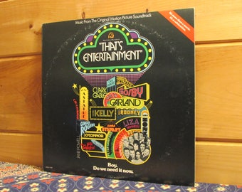 That's Entertainment - Music From The Original Motion Picture Soundtrack - 33 1/3 Vinyl Record