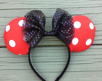 Rock The Dots Minnie Mouse Ears