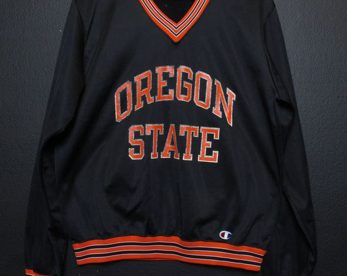 Oregon State University Beavers 1990s vintage Longsleeve