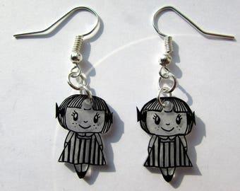 These earrings pretty girls