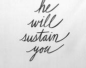 "Isaiah 46:4 - ""he wi..."