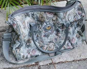 Vintage Diane Von Furstenberg Weekender Bag