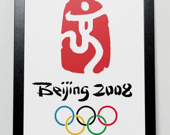Beijing Olympic Games 2008 Poster