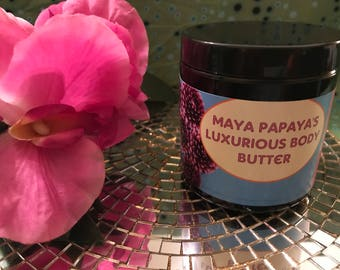 Maya Papaya's Luxurious Body Butter