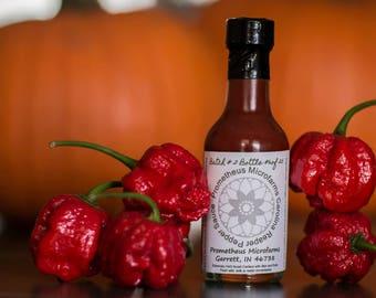 Carolina Reaper Pepper Sauce w/ Free Shipping