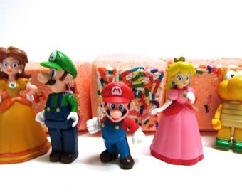 Super Mario Surprise Bath Bomb - Little Dippers