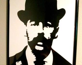 Herman Mudgett a.k.a H.H. Holmes Poster