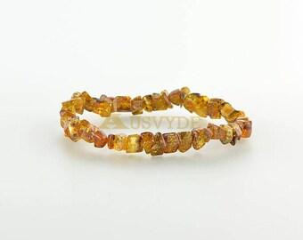 Handmade Amber Bracelet For Adults, Amber Bracelet, Baltic Amber Beads