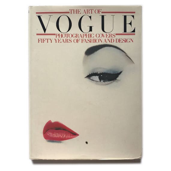 The Art of Vogue Photographic Covers: Fifty Years of History and Design, 1986.